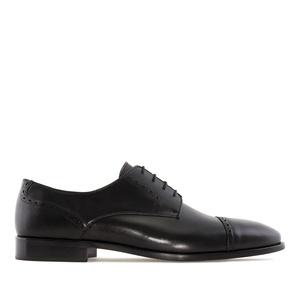 Zapatos en Piel Negro