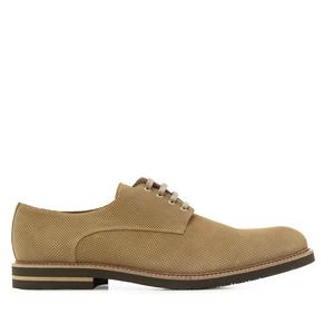 Zapatos Serraje Camel