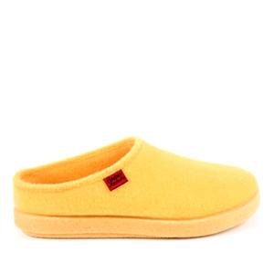 Zapatillas Alpinas Amarillas.