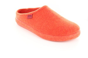Zapatillas Alpinas Naranja.