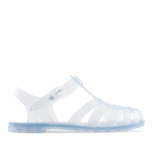 Crystal Plastic Water Sandals