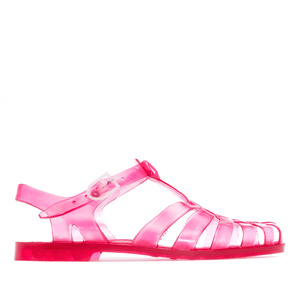 Strawberry Rose Plastic Water Sandals