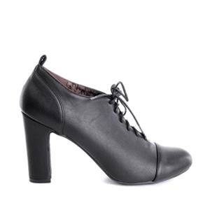 Zapatos Oxford en Soft Negro.