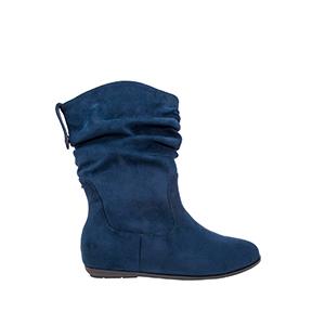 Antilop čizme sa podesivom dubinom, plave