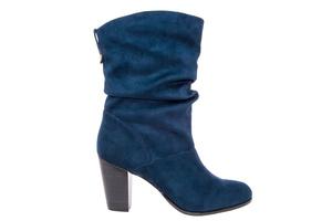 Antilop čizme na štiklu, plave
