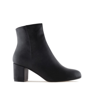 Bottines en Soft Noir