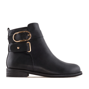 Bottines Soft Noir