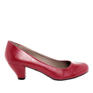 Salon Clasico en Soft Rojo.