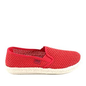 Kućne papuče u raznim bojama, crvene