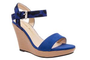 Sandały Ante Niebieskie