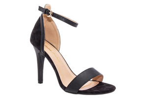 Sandały Soft Czarne z Bransoletką