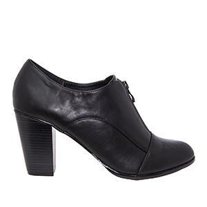 Zapato Abotinado Soft Negro