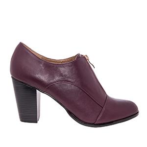 Zapato Abotinado Soft Vino