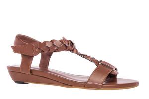 Sandały Soft Brązowe