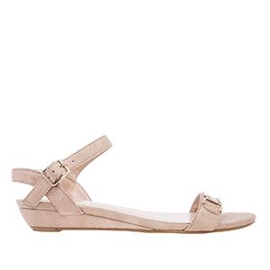 Klasične sandale, antilop bež