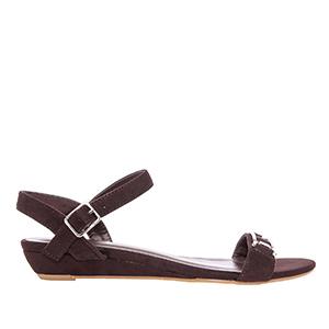 Klasične sandale, antilop braon