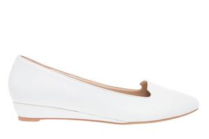 Baletanke u špic, soft bele