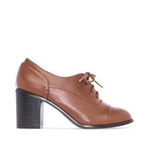 Zapatos Oxford en Soft Marron