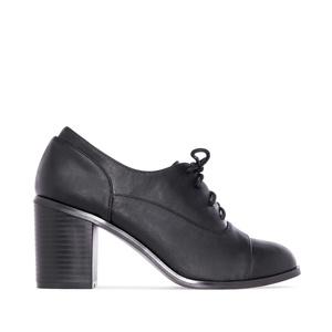 Zapatos Oxford en Soft Negro