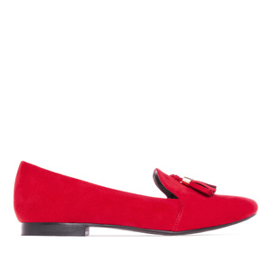 Slipper Ante Rojo
