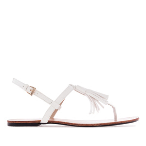 Sandalias en Soft de color Blanco.