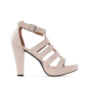 Sandalias en Soft color Beige