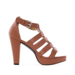 Sandalias en Soft color Marron