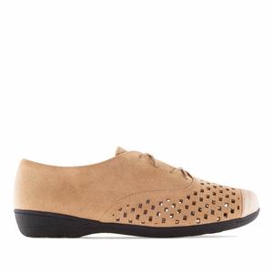 Antilop ravne letnje cipele, smeđe