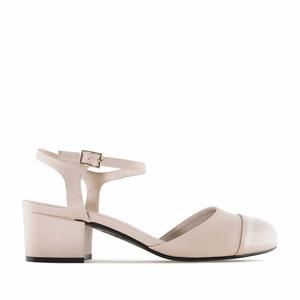 Zapato destalonado Soft Beige
