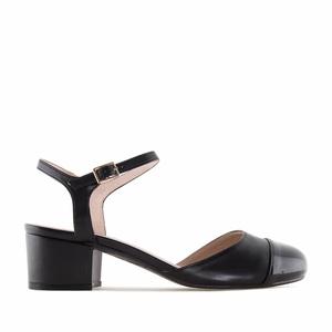 Zapato destalonado Soft Negro