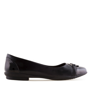 Loafer in Soft-Schwarz