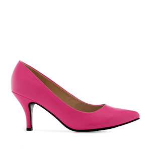 Klassische Pumps in Soft Pink