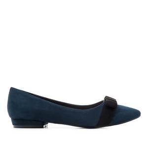 Sininen rusetti ballerina