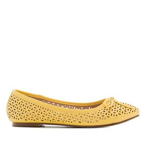 Bailarina Picado Soft Amarillo