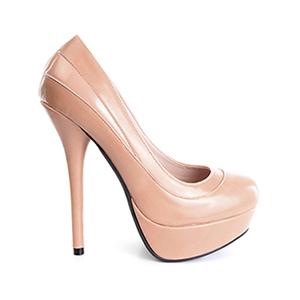 Zapatos en Soft Maquillaje y Plataforma