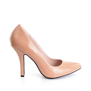 Zapatos Salon en Soft Maquillaje y punta Fina