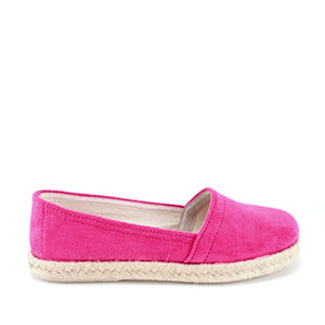 Beach Shoes in Ante Fuchsia.