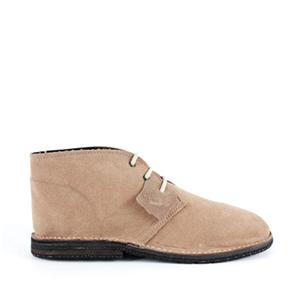 Kožne duboke cipele, svetlo braon