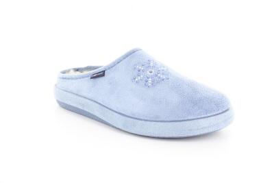 Nebo plave skandinavske papuce