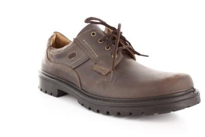 Braon kožne cipele