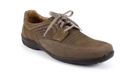 Braon kožne cipele za muškarce