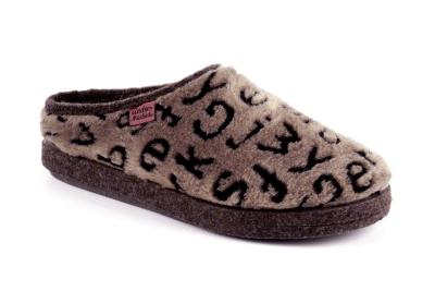 Anatomske papuče, braon