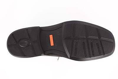 Muške kožne cipele, crne