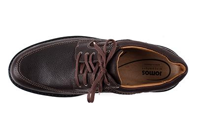 Zapato deportivo de Cuero Marrón