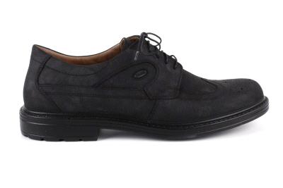 Cipele od nubuk kože, crne