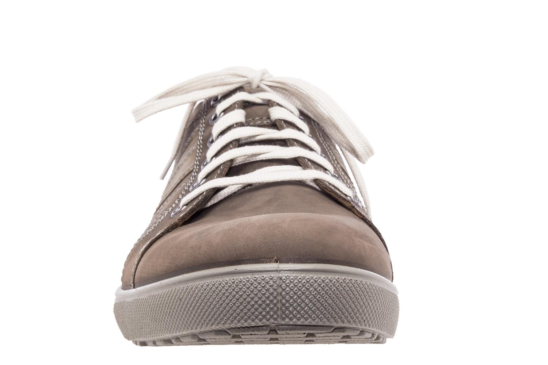 Zapatillas de Caballero de Piel Marrón.