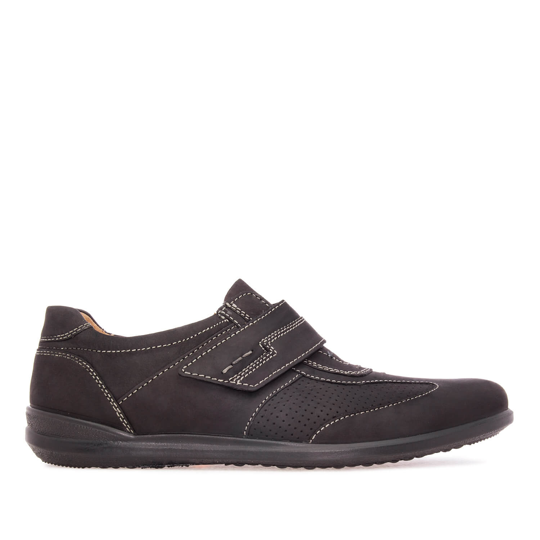 Zapatos de Caballero en Piel Negro