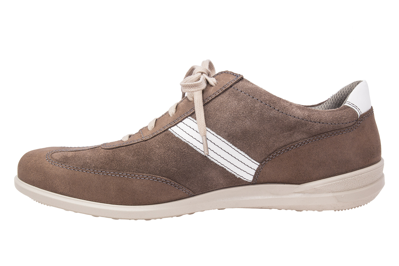 Zapatos deportivos en Ante Marron