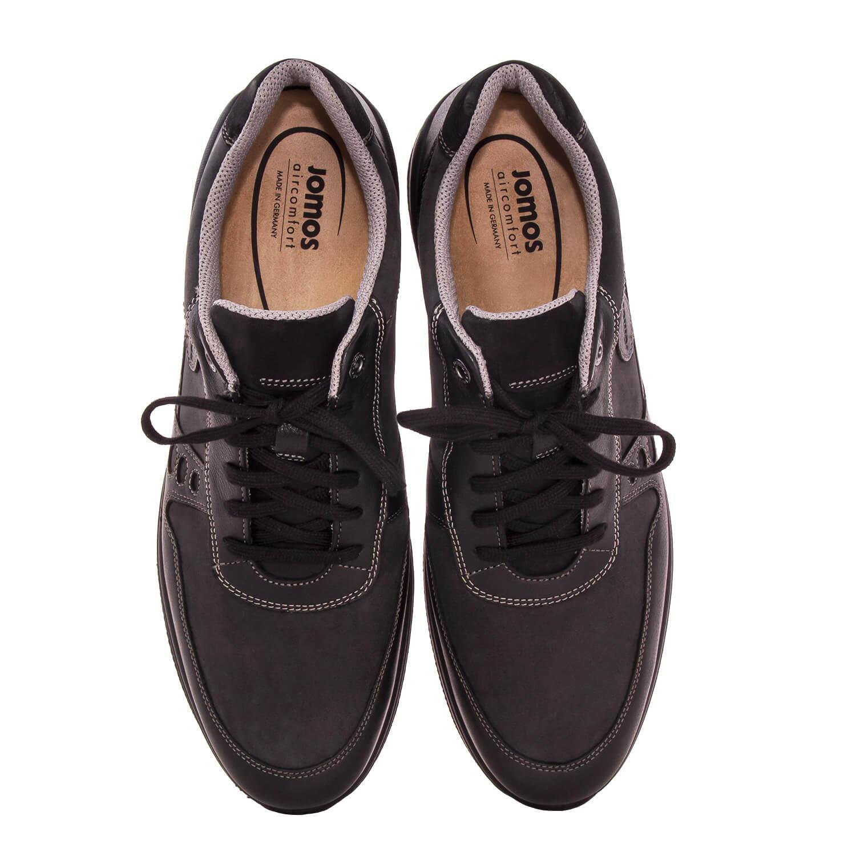 Zapato Deportivo en cuero Negro