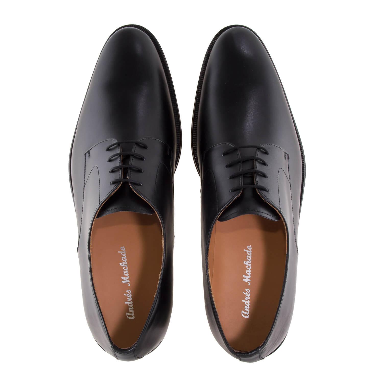 Zapato de vestir Piel Negro